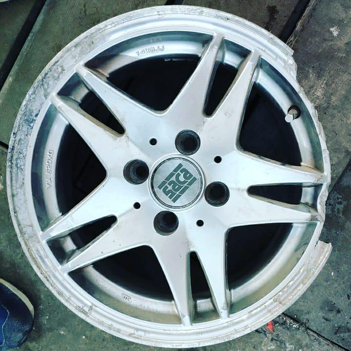 ремонт дисков в Киеве