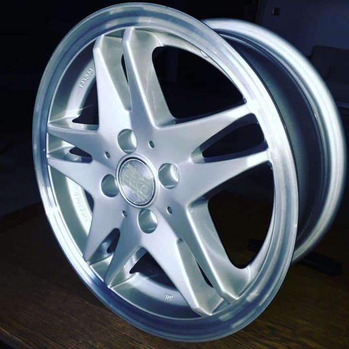 восстановление колесных дисков